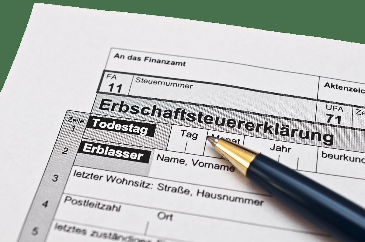 Steuerberater, Steuerberatung Babenhausen Erbschaftsteuererklärung