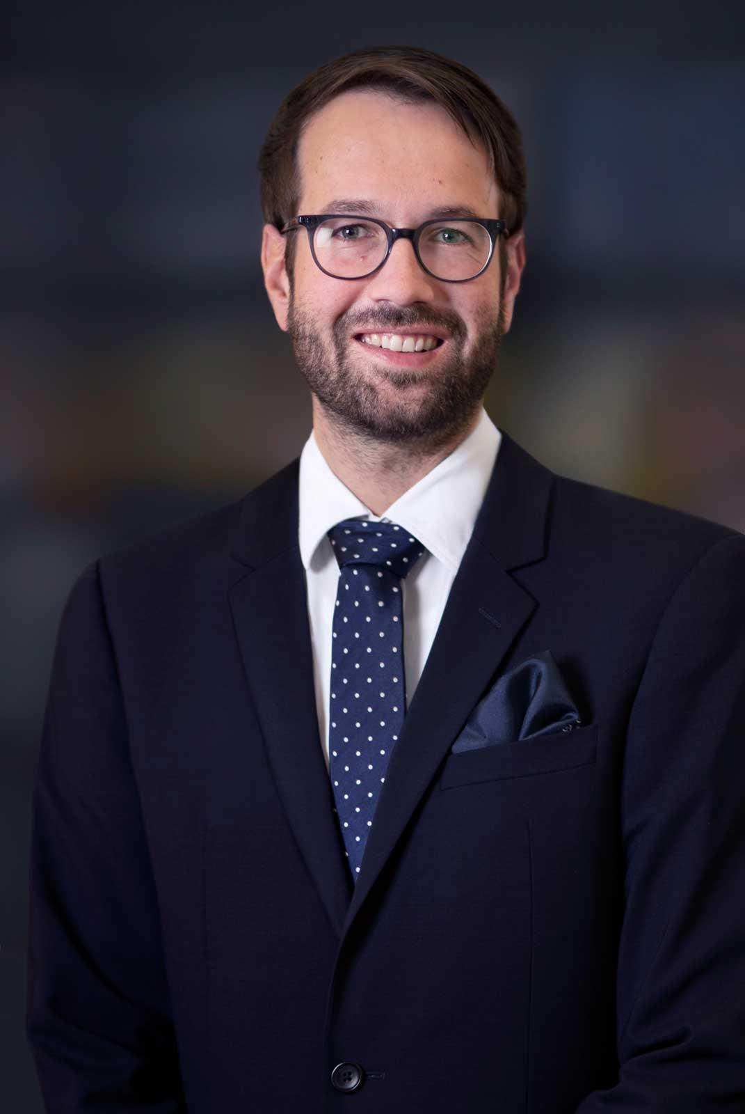 Steuerberater Sebastian Schäfer